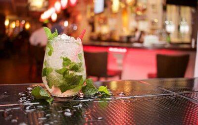 Mojito-cocktail